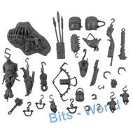 Warhammer Bits: Beastclaw Raiders Stonehorn - Accessories