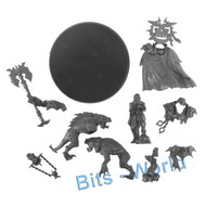 Warhammer Bits: Blades Of Khorne Start Collecting! Goreblade Warband - Mighty Lord Of Khorne