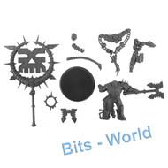 Warhammer Bits: Blades Of Khorne Start Collecting! Goreblade Warband - Bloodsecrator