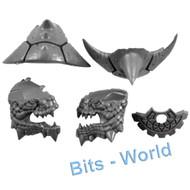 Warhammer Bits: Seraphon Bastiladon - Head