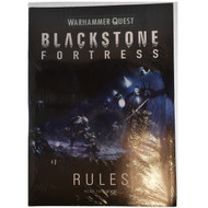 Warhammer Bits: Warhammer Quest Warhammer Quest: Blackstone Fortress - Rules Booklets