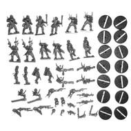 Warhammer Bits: Warhammer Quest Warhammer Quest: Blackstone Fortress - Traitor Guardsmen X14