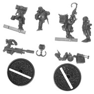 Warhammer Bits: Warhammer Quest Warhammer Quest: Blackstone Fortress - Rein And Raus