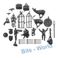 Warhammer Bits: Aleguzzler Gagants Gargant - Accessories