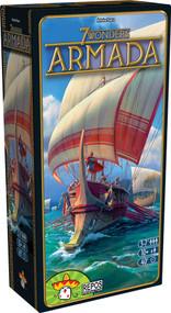 7 Wonders: Armada Board Game