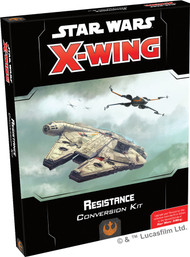 Star Wars X-Wing: 2nd Ed: Resistance Conversion Kit