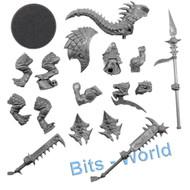 Warhammer Bits: Seraphon Carnosaur - Saurus