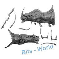 Warhammer Bits: Seraphon Carnosaur - Head Of Troglodon