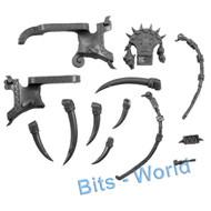 Warhammer Bits: Seraphon Carnosaur - Saddle And Reins