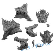 Warhammer Bits: Seraphon Carnosaur - Head Of Carnosaur