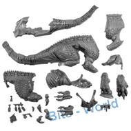 Warhammer Bits: Seraphon Carnosaur - Body