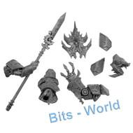 Warhammer Bits: Seraphon Carnosaur - Kroq-Gar Upgrade