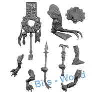 Warhammer Bits: Seraphon Carnosaur - Skink Rider