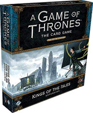 A Game Of Thrones Lcg: King Of The Isles *PreOrder*