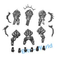 Warhammer Bits: Beasts Of Chaos Bullgors - Bodies X3