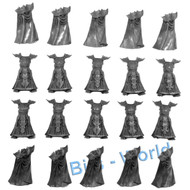 Warhammer Bits: Darkling Covens Executioners/Black Guard - Bodies 10x