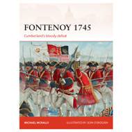 Fontenoy 1745: Cumberlands Bloody Defeat
