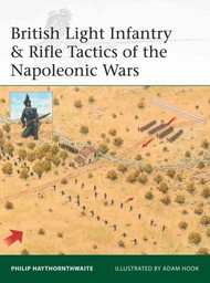 British Light Infantry & Rifle Tactics Of The Napolenoic Wars