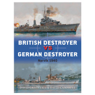 British Destroyer Vs German Destroyer: Narvik 1940