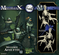 Malifaux: Arcanists - December Acolyte