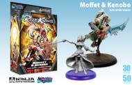 Relic Knights: Star Nebula Corsairs - Moffet & Kenobo - Uniques