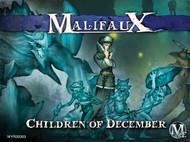 Malifaux: Arcanists - Children of December - Rasputina Box Set