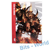 WARHAMMER 40K BITS: FROM RULE BOOK SET Dark Millennium
