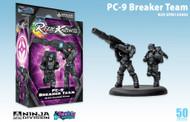 Relic Knights: Black Diamond - PC-9 Breaker Team - Minion