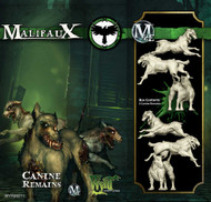 Malifaux: Resurrectionists - Canine Remains