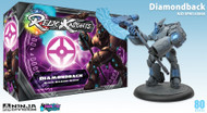 Relic Knights: Black Diamond - Diamondback - Minion