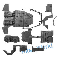 WARHAMMER 40K BITS: SPACE MARINES LAND SPEEDER - CHASSIS ASSEMBLY