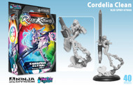 Relic Knights: Prismatic - Cordelia Clean - Unique