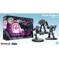 Relic Knights: Black Diamond - Black Dragons - Minion Squad
