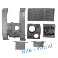 WARHAMMER 40K BITS: SPACE MARINES LAND RAIDER - CHASSIS ASSEMBLY