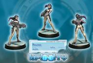 Infinity: ALEPH - Asuras - Spitfire