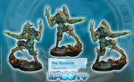 Infinity: Combined Army - The Charontids - HMG
