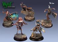 Guild: Death Marshals (Justice) Box Set