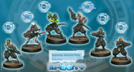 Infinity: Yu Jing - Japanese Sectorial Army (Yu Jing Sectorial Starter Pack)