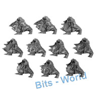 WARHAMMER BITS - VAMPIRE COUNTS GRAVE GUARD - LEGS 10x