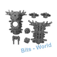 Warhammer/40k Bits: Chaos Daemon Soul Grinder - Chassis Assembly