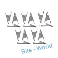 WARHAMMER BITS - HIGH ELVES LOTHERN SKYCUTTER - HARNESS 5x