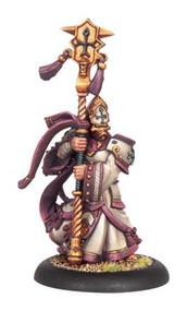 Warmachine: Protectorate of Menoth - Attendant Priest - Unit Attachment