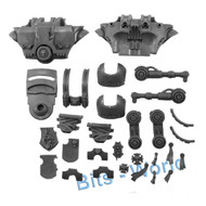 Warhammer 40k Bits: Grey Knights Dreadknight - Torso Assembly