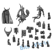 WARHAMMER 40K BITS: GREY KNIGHTS PALADIN SQUAD - ACCESSORIES