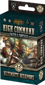 Privateer Press: High Command - Faith & Fortune - Ultimate Weapons Expansion
