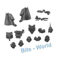 Warhammer 40k Bits: Adeptus Mechanicus Ironstrider Ballistarii Sydonian Dragoon - Pilot