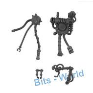 Warhammer 40k Bits: Adeptus Mechanicus Kastelan Robots - Cybernetica Backpack
