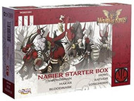 Wrath of Kings: House Nasier - Starter Box