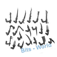 WARHAMMER BITS: SKAVEN CLANRATS - HAND WEAPONS 20x