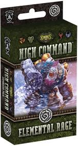 Privateer Press: High Command - Hordes - Elemental Rage Expansion